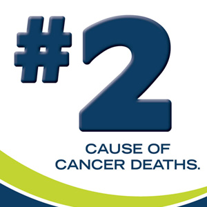 #2 Cause Of Cancer Deaths